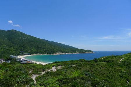 深圳桔钓沙徒步团建活动,最美海岸线徒步穿越 | 徒步团建系列