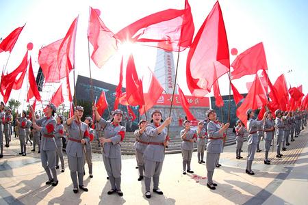 广东省红色旅游团建,十大红色景点路线推荐 | 旅游团建系列