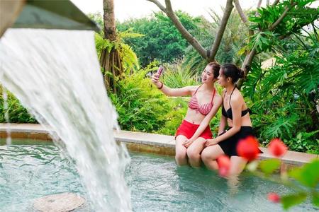 广州增城白水寨&温泉之旅,亲近大自然生态奇观  |  广东省内旅游团建系列