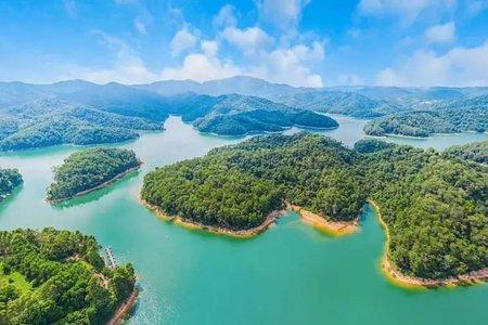 广州团建活动好去处,花都九龙湖团建,亲山近水!