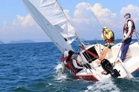 深圳团建一日游活动,帆船团建,乘风破浪!| 深圳团建旅游